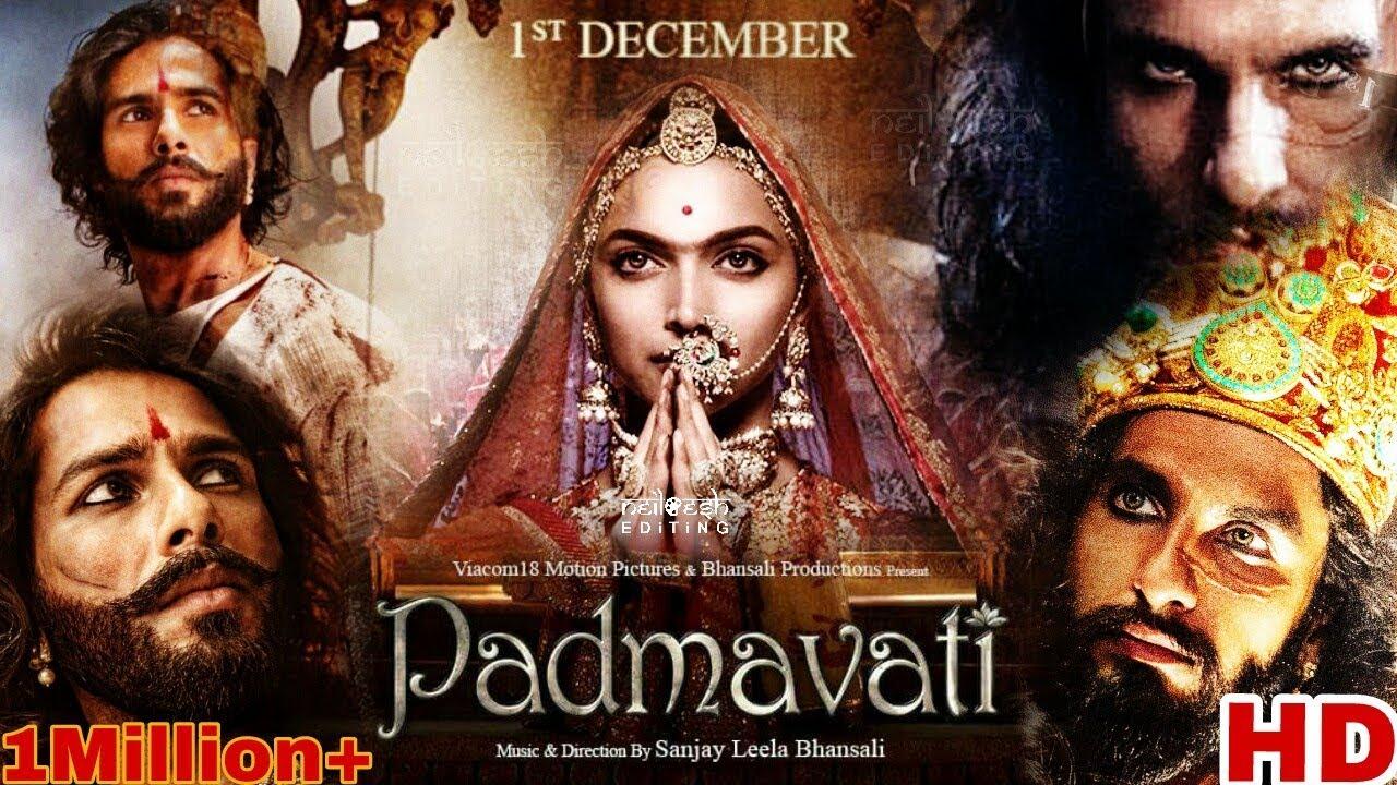 Padmavati Movie Online