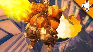 WHEN ROADHOGS FLY! Overwatch Funny & Epic Moments 400