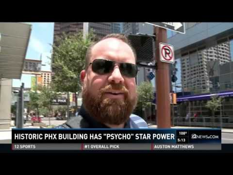 'Psycho' building in Phoenix turning into condos