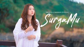 UNGU - SURGAMU ( Meisita Lomania Cover & Lirik )