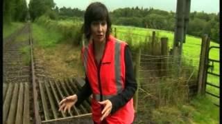 Level Crossing major incident 200812 BBC Newsline