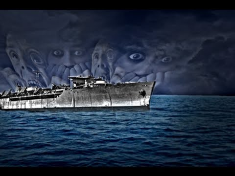 THE CURSED SHIP- GHOST SHIP ALKHIMOS