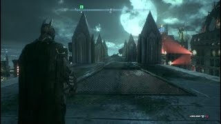 BATMAN™: ARKHAM KNIGHT city of fear cloudburst tank battle