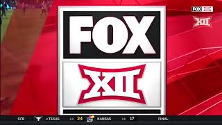 TCU vs. Oklahoma State Football Highlights