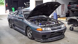 homepage tile video photo for RUDNIKS GTR IS GETTING RESTORED! ( ITS JUNK!)