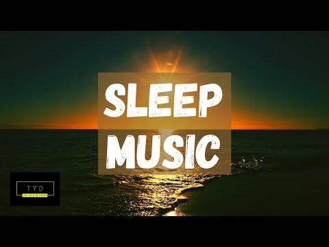 Relaxing Sleep Music with Ocean Waves | Feel Lazy vs Tired | Sleep Deeply & Burn Belly Fat (TYD)