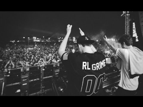 RL Grime vs Baauer @ Decadence NYE 2016 [Best Drops] [Ultra HD]