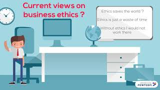 BE&S2019 Class 2E Topic Business Ethics