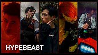 """Pretty Boy 毒男"" HK Cypher(Tyson Yoshi, Tiab, Tommy Grooves, ProdiG, Young Hysan)"