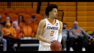 Oklahoma state men's basketball coach mike boynton talks feb. 16 about many fans missing seeing a great player and team in person this season