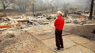 Son of California wildfire victims who died together: 'It's all gone'