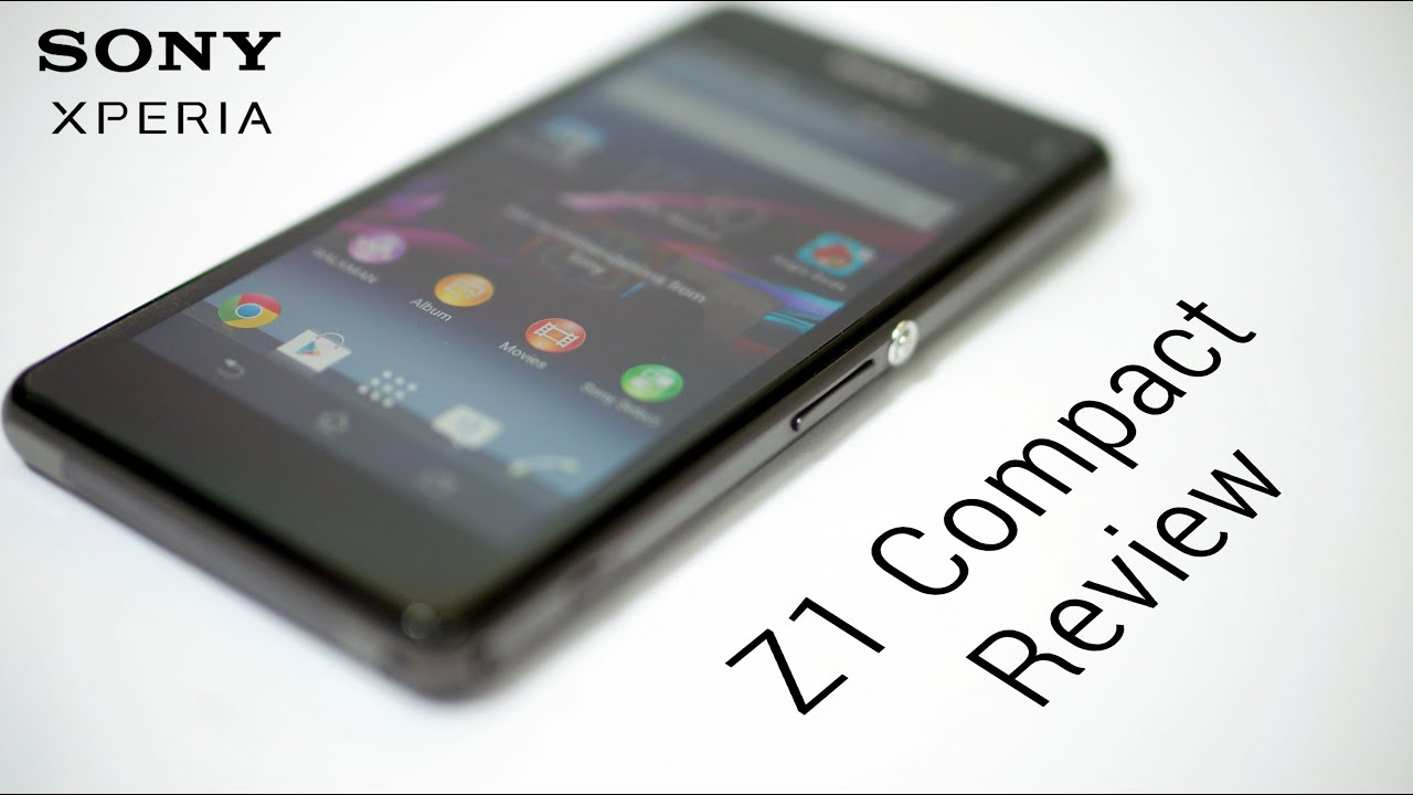 Sony Xperia Z1 Compact Review - YouTube