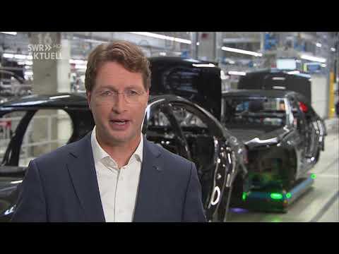 Produktion der neuen S-Klasse von Mercedes hat begonnen