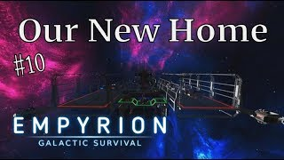 OUR NEW HOME! & talking about Signal logic - Wolves Epic Survival - #10
