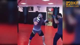 Лучшие моменты тренировок Хабиба Нурмагомедова
