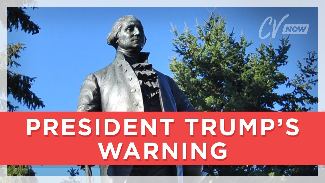 President Trump's Warning