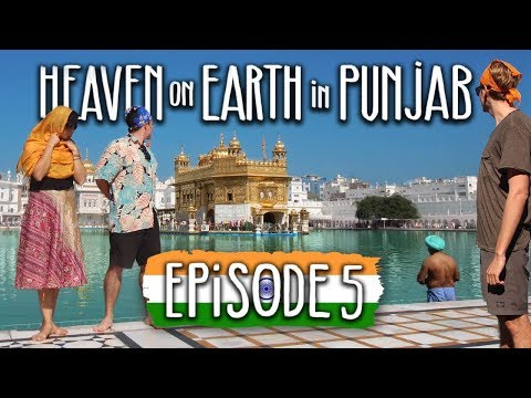 Punjab is AMAZING | Ep5 Amritsar & The Golden Temple | Travel India on $1000