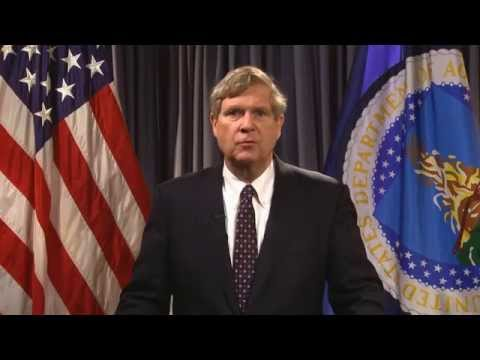 USDA Secretary of Agriculture - Tom Vilsack - Happy FFA Week