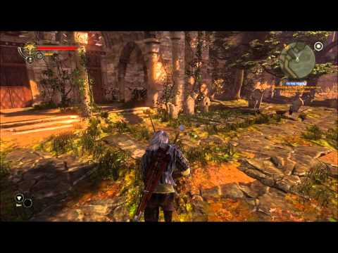 Let's Play The Witcher 2 - Part 7: Opening the Gates