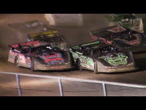 ULMS Super Late Model Heat One | McKean County Family Raceway | 9-29-18
