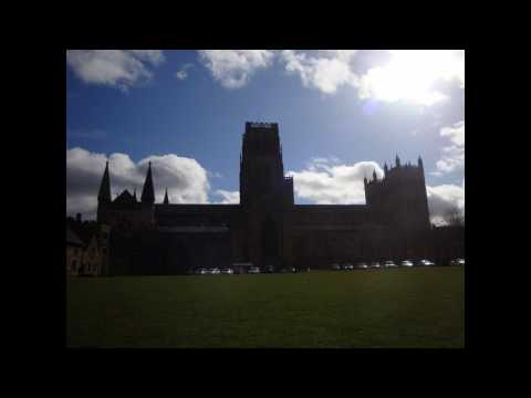 Durham Cathedral Time lapse