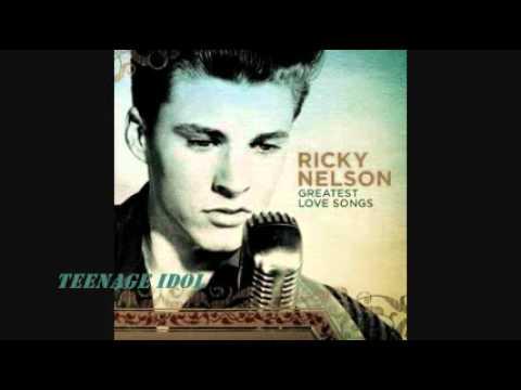 RICKY NELSON - TEENAGE IDOL 1962