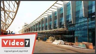 فالكون: نؤمن مطار 2 بالقاهرة خلال 3 أسابيع