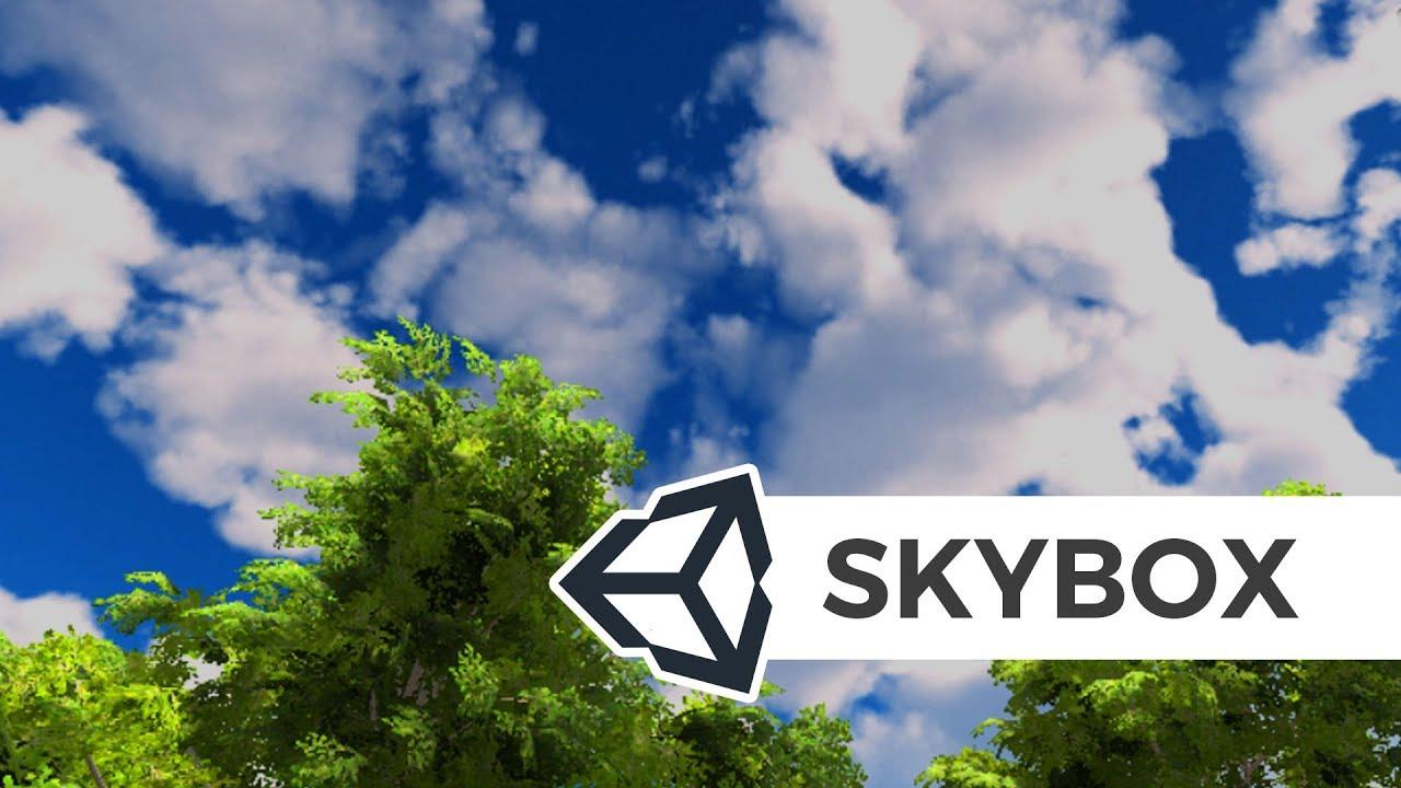 Skybox erstellen und ändern - Unity - Deutsch/German