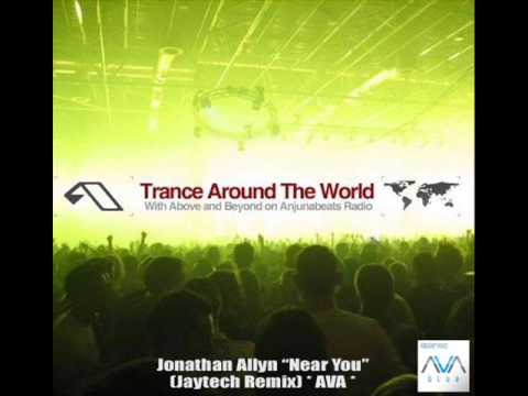 """Above & Beyond feature Jonathan Allyn """"Near You"""" o..."""