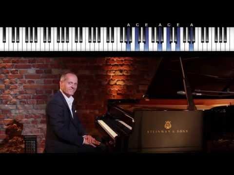 Komponieren für Klavier Anfänger - DER KLEINE CHOPIN – Klassik von Dir komponiert
