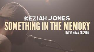 Keziah Jones -  Something In The Memory (Live @ Nova Session)
