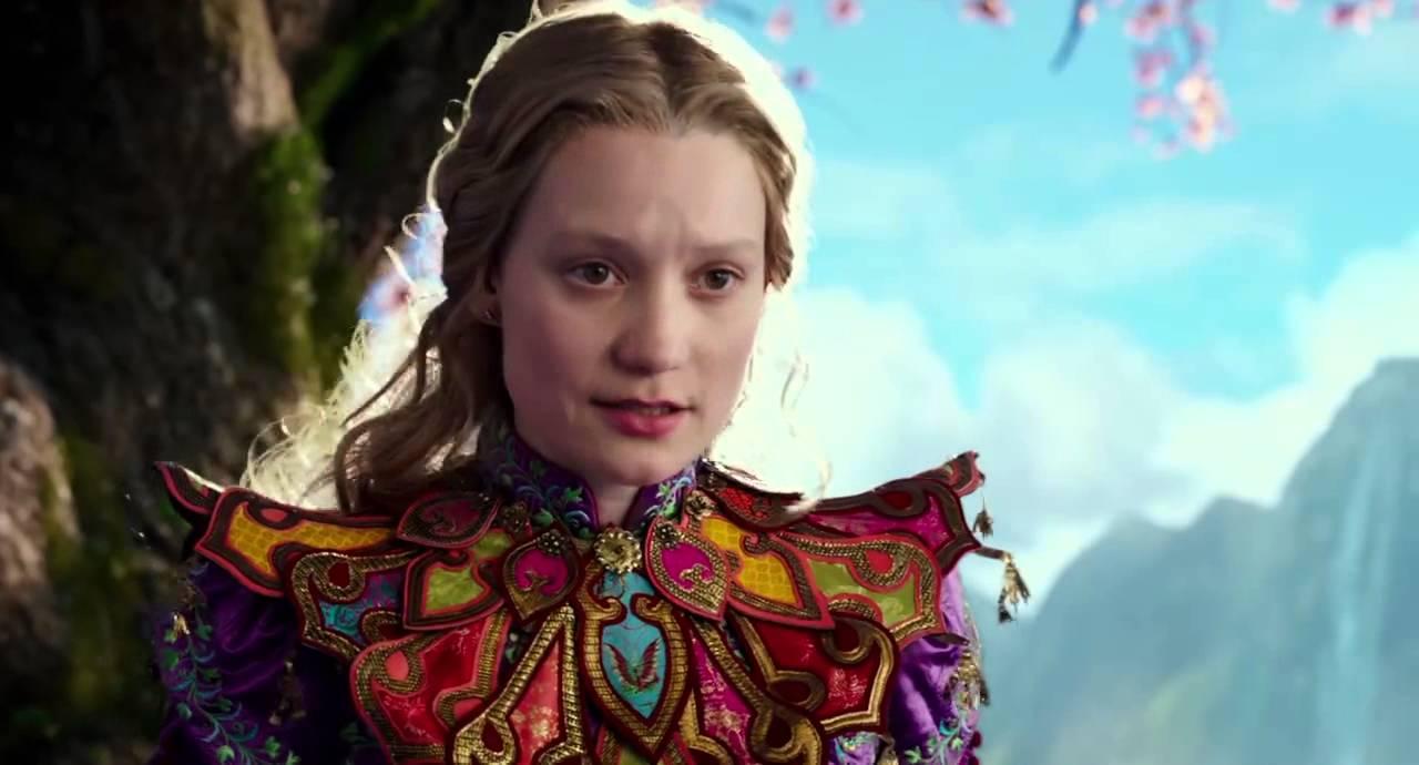 Alice attraverso lo specchio trailer italiano ufficiale 2 hd youtube - Film alice attraverso lo specchio ...