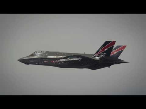 F-35 Lightning II 2016 Year in Review
