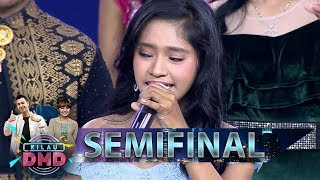 Dinda, Peserta Mirip Ikke Nurjanah Ini Juara Deh Suaranya - Semifinal Kilau DMD (9/2)