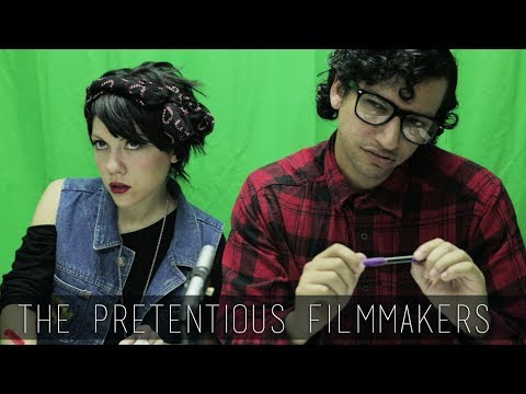 The Pretentious Filmmakers  The Audition