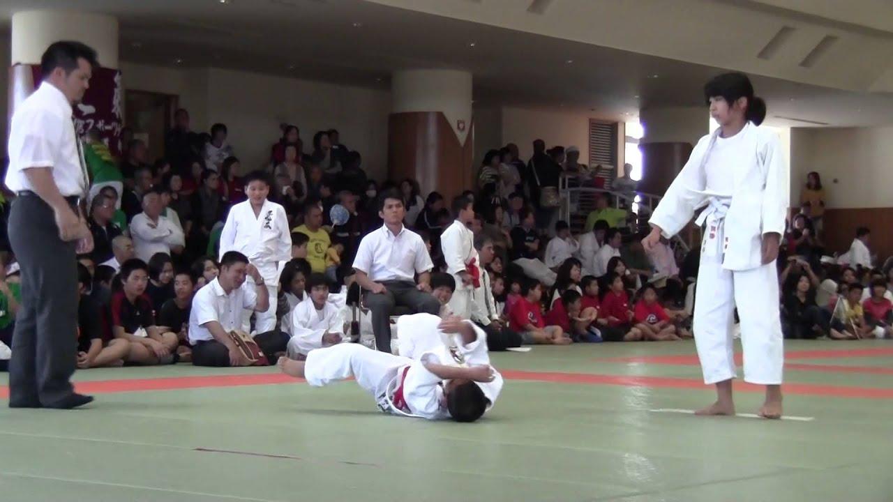 2014.3.01全国少年柔道大会沖縄...