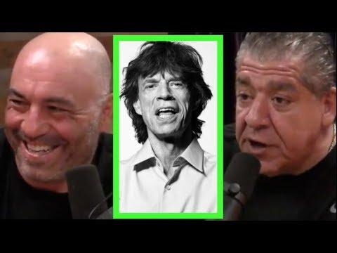 Joe Rogan & Joey Diaz on Mick Jagger