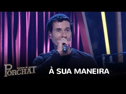 Capital Inicial toca versão acústica de  'À Sua Maneira'