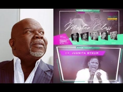 Juanita Bynum & Bishop TD Jakes Back Together AGAIN, The PLOTTED to Stop This‼️