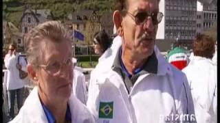 Brasilianer sprechen Hunsrücker Dialekt
