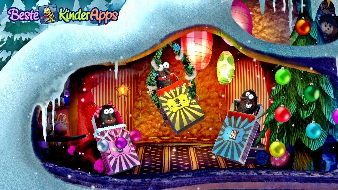 Schlaf Gut Zirkus Tiere Winter Gute Nacht Geschichten App Für Kinder