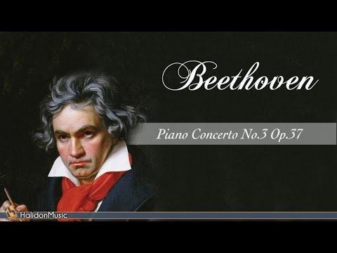 Beethoven : Piano Concerto No. 3, Op. 37 | Classical Music | Piano: Giuseppe Andaloro