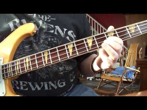Electric Funeral bass