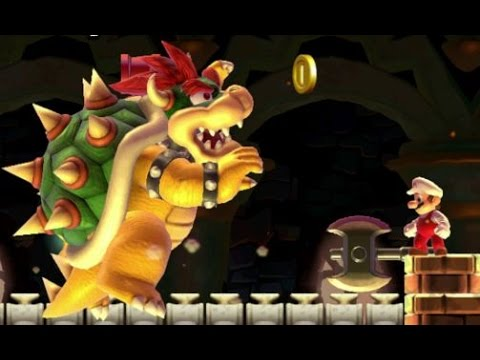 Super Mario Maker - 100 Mario Challenge (Expert Difficulty)