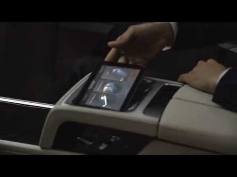 All-new BMW 7 Series - Touch Command (English)