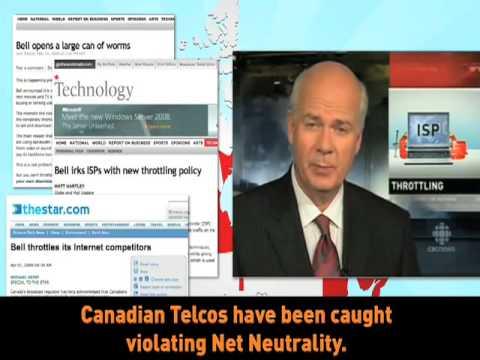 Canada's Internet Explained