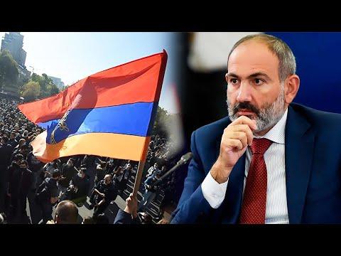 Премьер-министр Армении Никол Пашинян подаст в отставку