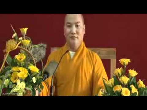 Hãy Tự Mình Thắp Đuốc Lên Mà Đi - Thích Phước Tiến (VCD version) 04-2011