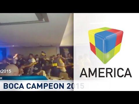 Boca campeón: al estilo del Show del Fútbol