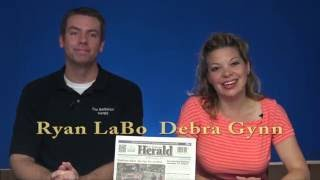 Herald News Now for Sept  9, 2016